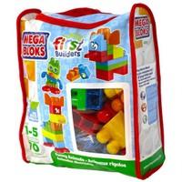 Mega Bloks Eğitici Bloklar Büyük Boy Oyun Seti