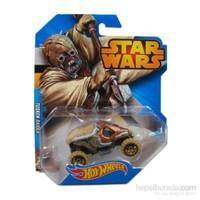 Hot Wheels Karakter Arabalar Star Wars Özel Serisi - Tusken Raıder