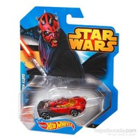 Hot Wheels Karakter Arabalar Star Wars Özel Serisi - Dart Maul