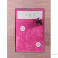 Kidboo Rabitto Pink 120X180 Halı