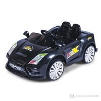 Baby2go 9355 Uzaktan Kumandalı Lamborghini 12V Akülü Araba / Siyah