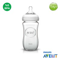 Philips Avent SCF673/17 Natural Cam Biberon / 240 mL