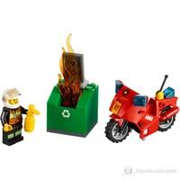 LEGO City 60000 İtfaiye Motosikleti