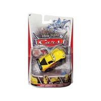 Cars Allstars Gösteri Araçları-Jeff Gorvette