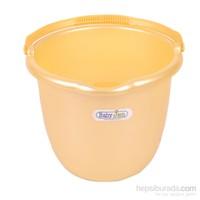 Babyjem Bebek Banyo Kovası Sarı