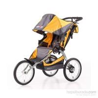 BOB Ironman Bebek Arabası / Sarı