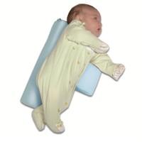 BabyJem Güvenli Uyku Yastığı / Mavi