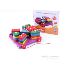 Learning Toys Intelligence and Find Trailer