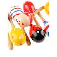 Learning Toys 2'li Ahşap Marakas Seti