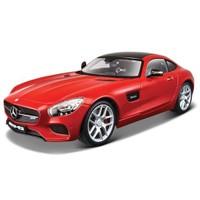 Maisto 1:18 Mercedes Amg Gt Exclusive Model Araba