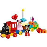 LEGO DUPLO 10597 Mickey & Minnie Doğum Günü Gösterisi