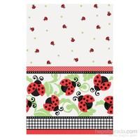 Balon Lively Ladybugs Masa Örtüsü 137X213 Cm