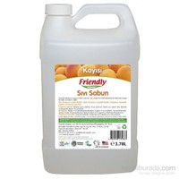 Friendly Organic Sıvı El Sabunu (Kayısı) 3,78 l