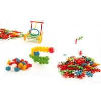 Toyjo 3 In 1 Puzzle Set Pembe