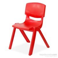 Junior Çocuk Sandalyesi, Çocuk Koltuğu Kırmızı