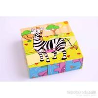 Nani Toys Wooden Puzzle Cubes