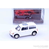 Nani Toys Beyaz Diecast Metal Araba