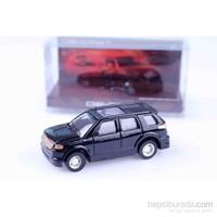 Nani Toys Siyah Diecast Metal Araba