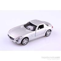 Nani Toys Işıklı ve Sesli Çek Bırak Diecast Araba