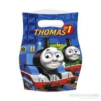 KullanAtMarket Thomas ve Arkadaşları Parti Çantası 6 Adet