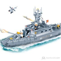 Banbao Fırkateyn Savaş Gemisi 8415 (458 Parça)