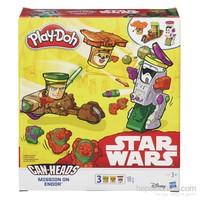 Play Doh Star Wars İkili Araç Seti Endor Görevi