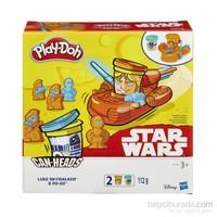 Pd Star Wars İkili Kahraman Seti Luke Skywalker Ve R2 D2