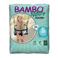 Bambo Nature No5 Alıştırma Külodu 12-20Kg / 20 Adet