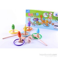 Wooden Toys Wooden Game Three In One