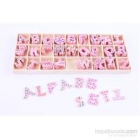 Dekotrends Magnetic Alphabetic Set