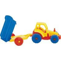Dede Cargo Küçük Romörklü Traktör