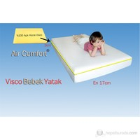 Air Comfort Visco Baby Yatak 17 Cm (80)