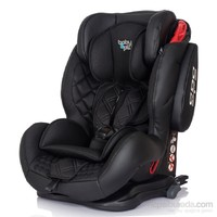 Baby&Plus Premium Thunder Isofix Oto Koltuğu - Siyah
