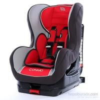 Baby&Plus Cosmo Sp Isofix Oto Koltuğu Kırmızı - Kırmızı