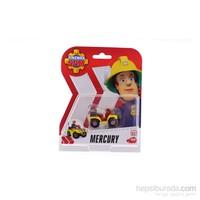 Fireman Sam Mercury Araç Figür