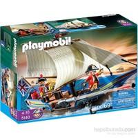 Playmobil İngiliz Askeri ve Savaş Gemisi