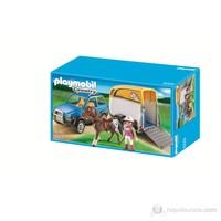 Playmobil Suv ile At Karavanı