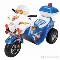 Baby2go 9320 6V Akülü Motor / Mavi