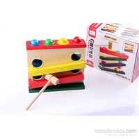 Wooden Toys Wooden Four Play Station