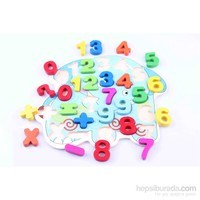 Learning Toys Numeric Wooden Puzzle