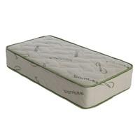 Belis Ortopedik Bamboo Yaylı Yatak - Yaylı Bebek Yatağı 70X100 Cm