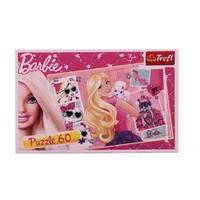 Vardem Trefl Puzzle Barbie 60 Parça