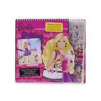 Fashıon Angles Barbie Tasarim Portfolyo Malibu Glam Party