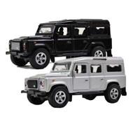 Engin Oyuncak Çek Bırak Land Rover Jip Metal