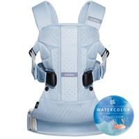 Babybjörn Kanguru One Air İce Blue Fish Mesh