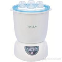Mamajoo 5 İşlevli Kurutmalı Dijital Buhar Sterilizörü & Mama Isıtıcısı