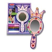 Melissa&Doug Ahşap Prenses Aynası - Sen Yap Sen Oyna