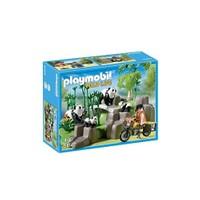 Playmobil Panda Ve Bambular