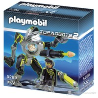 Playmobil Mega Masters Robot Blaster