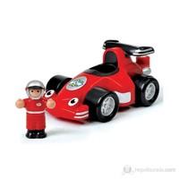 Wow Oyuncak Yarışçı Robbie (Robbie Racer)